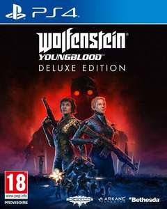 Wolfenstein : Youngblood Deluxe Edition sur PS4