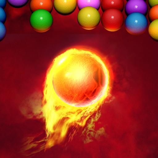 Attack balls bubble shooter Gratuit sur IOS