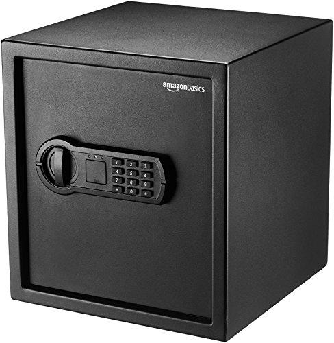 Coffre-fort pour domicile Amazon Basics - 30 l