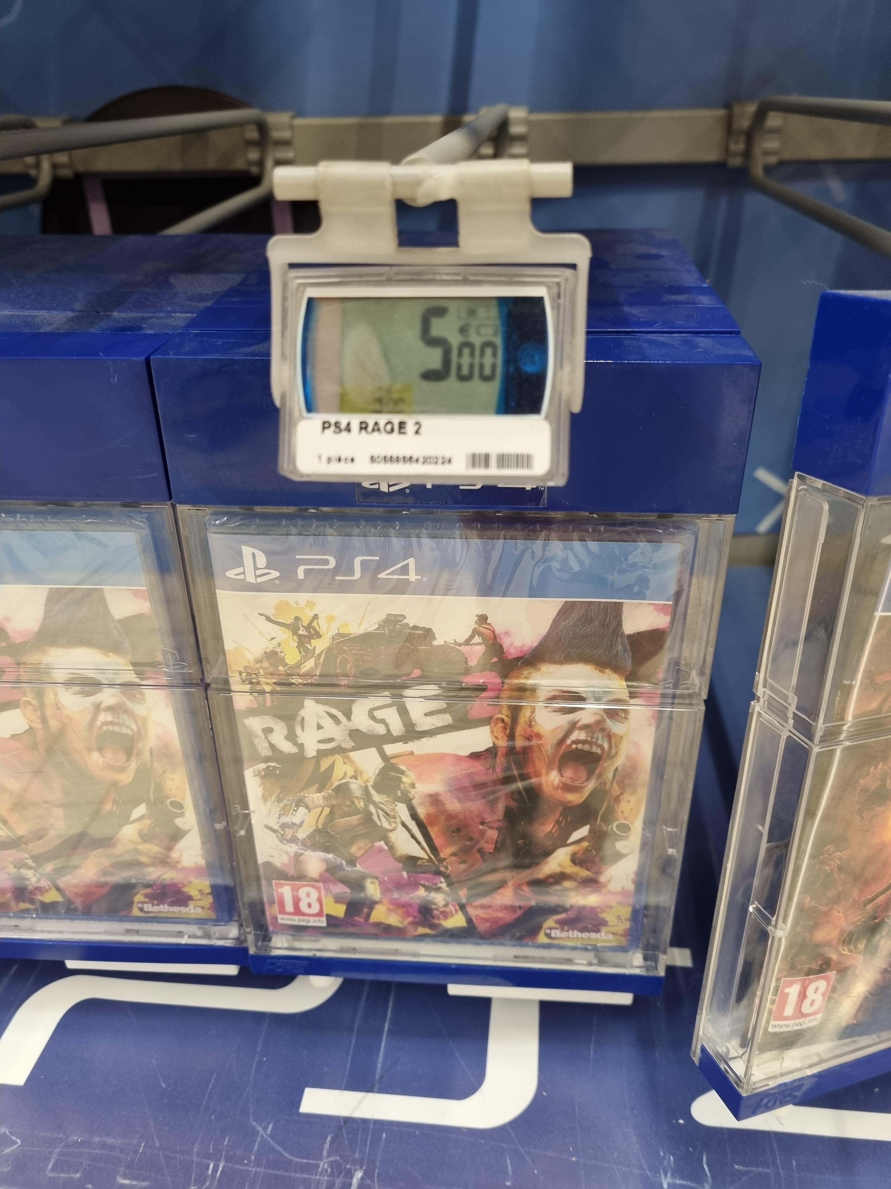 Jeu Rage 2 sur PS4 - Nantes (44)