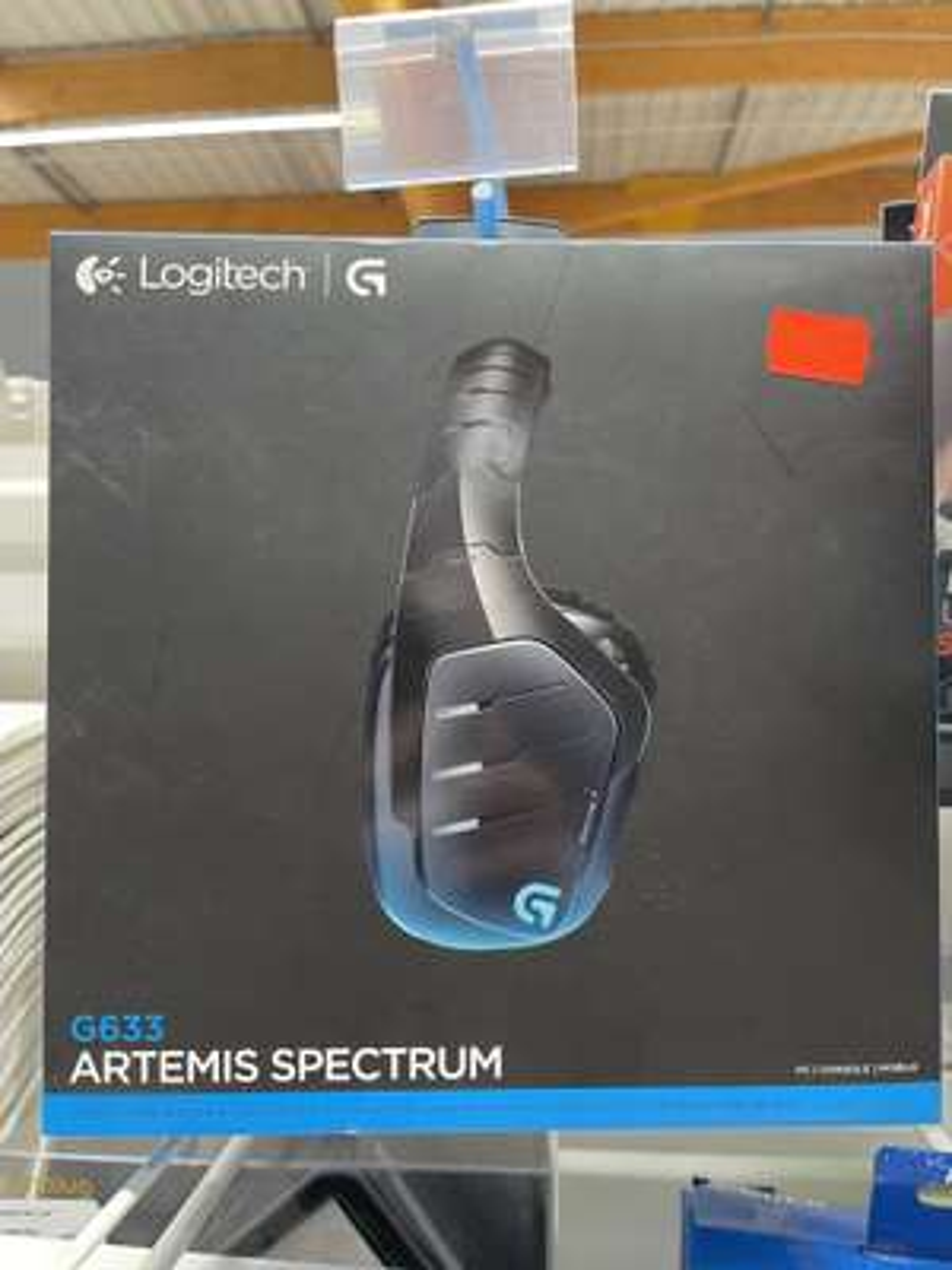 Casque Logitech G633 Artemis Spectrum - Chambéry (73)