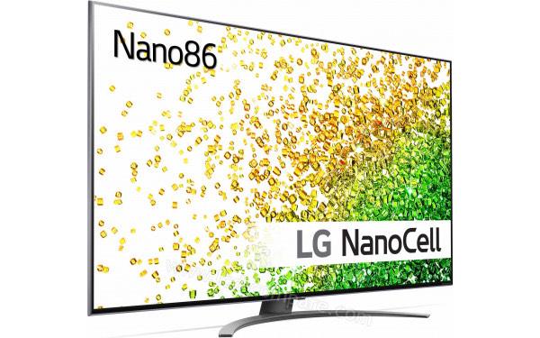 "TV 55"" LG 55NANO866PA - 4K UHD, 100 Hz, HDR10, Dolby Vision & Atmos, Smart TV"