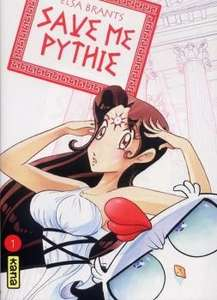 Sélection de 13 BD en promotion - Ex : Save me pythie - Tome 1