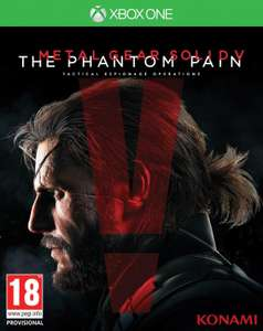 Metal Gear Solid V: The Phantom Pain sur Xbox One