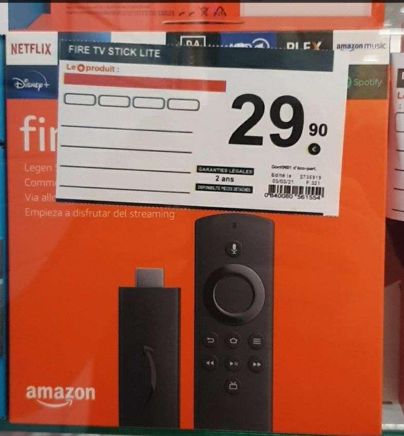 Fire TV Stick Lite HD 1G de Ram (Via application Casino Max) - Toulouse (31)