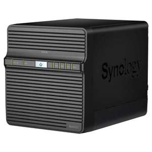 20% de réduction sur les NAS Synology - Ex : Nas Synology DS416J - 4 baies