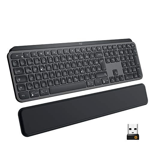 Clavier sans fil Logitech MX Keys Plus - QWERTZ