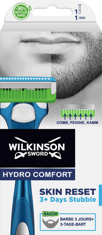 Rasoir manuel Wilkinson Sword Hydro Comfort gratuit - 100% remboursé (via ODR)