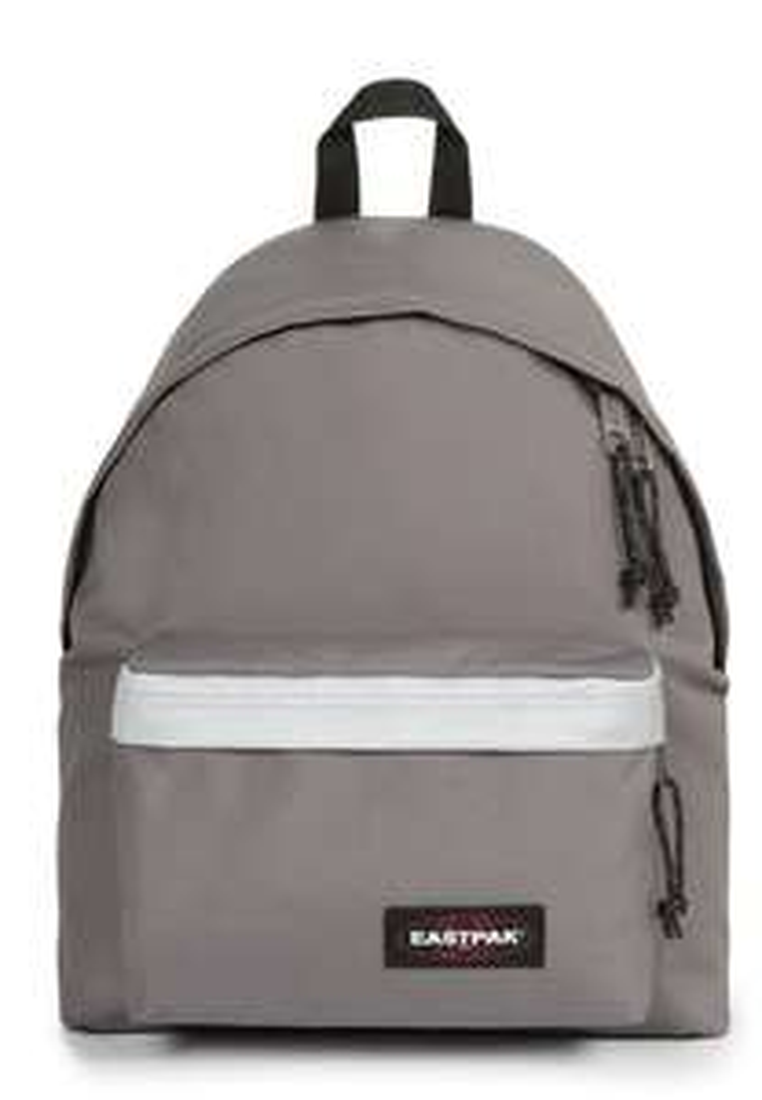 Sélection de sacs EastPak en promotion - Ex: sac à dos gris Padded Pak'R - 24L