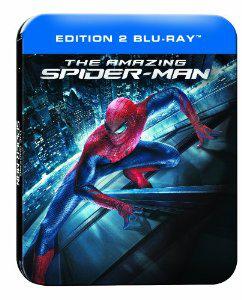 The Amazing Spider-Man - Edition premium limitée double blu-ray boîtier métal