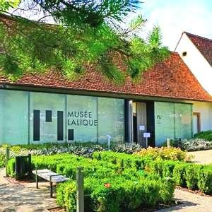 Entrée gratuite au Musée du Cristal René Lalique - Wingen-sur-Moder (67)