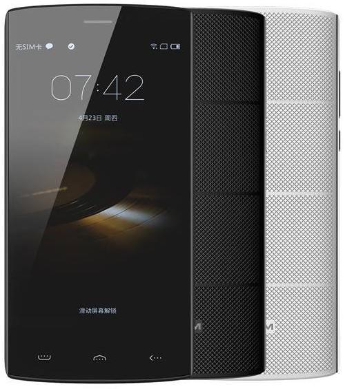 "Smartphone 5.5"" Homtom HT7 1 Go RAM, 8 Go"