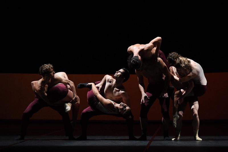 Ballet Mosaiques de Julien Lestel à l'opéra de Massy (91)