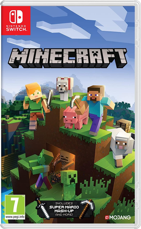 Minecraft Standard sur Nintendo Switch