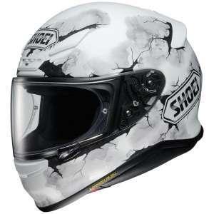 Casque moto intégral Shoei NXR Ruts TC6 - Tailles XS & 2XL