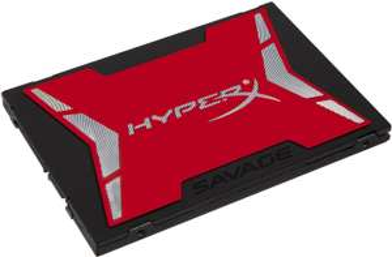 """SSD 2.5"""" Kingston HyperX Savage (Mémoire MLC) - 480Go"""