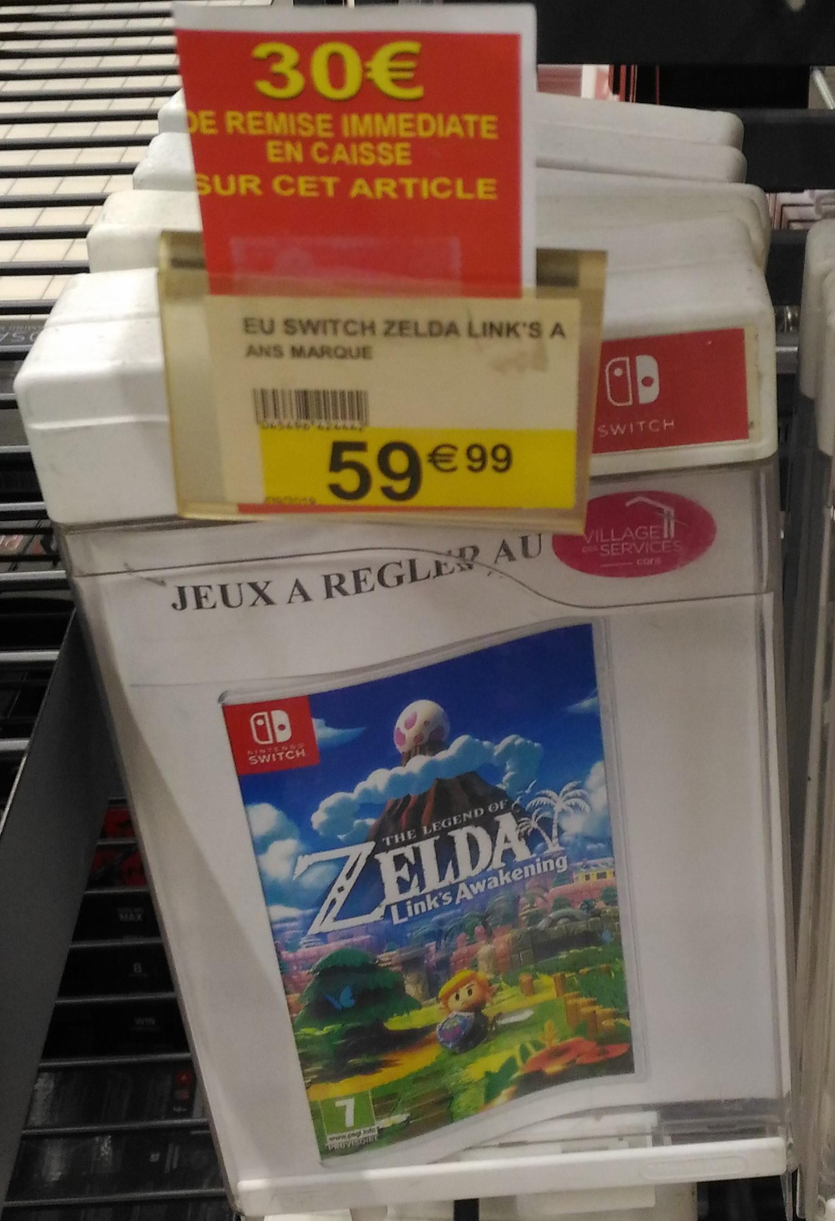The Legend of Zelda : Link's Awakening Nintendo Switch (Proville 59)