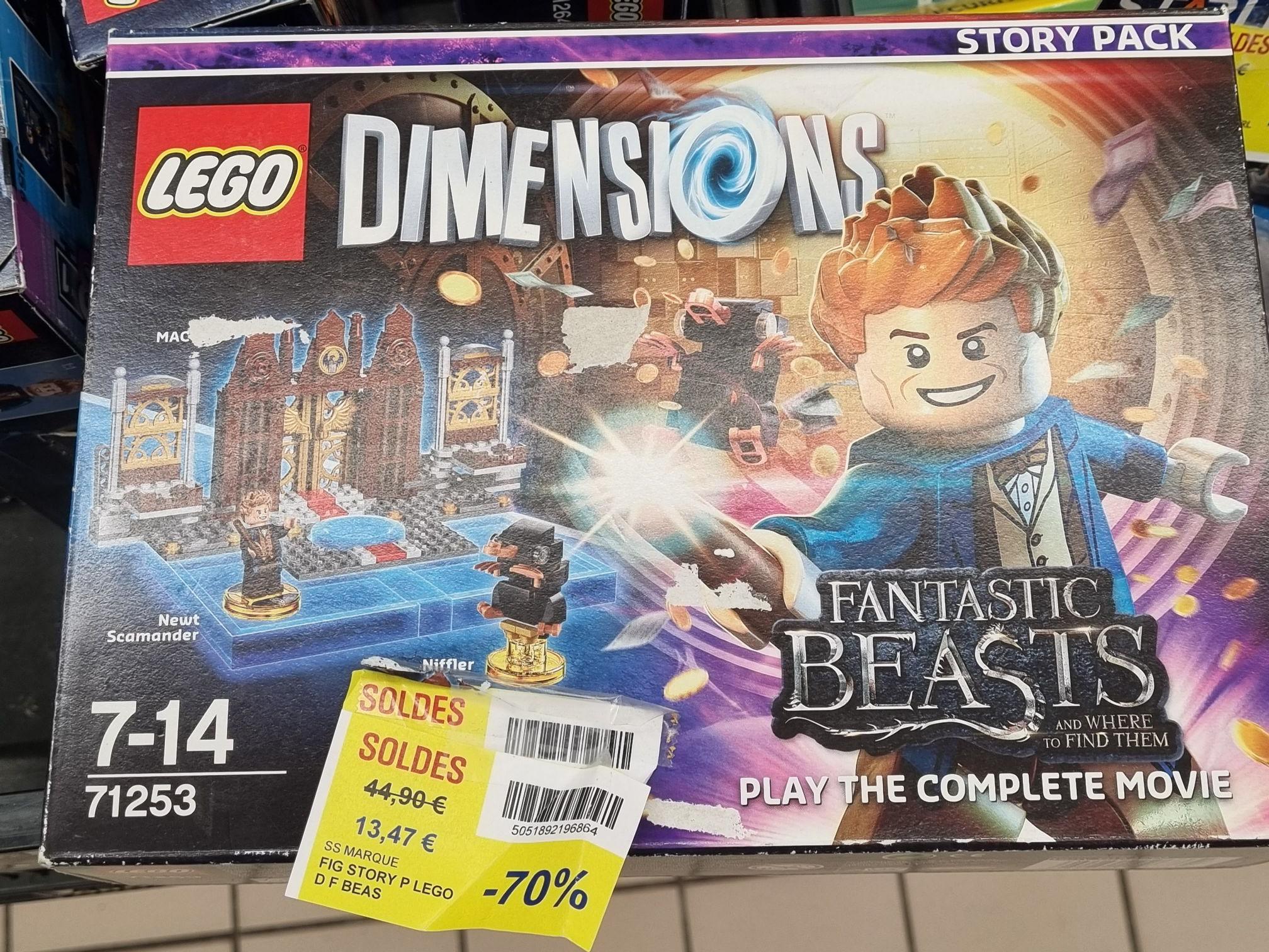 Lego les Animaux Fantastiques 71253 - Belley (01)