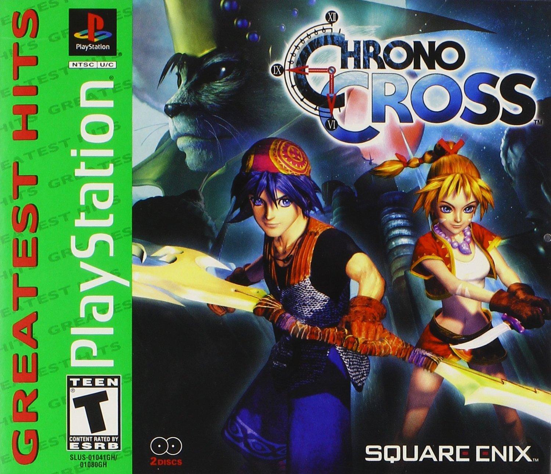 Chrono Cross (US) sur PS1 (Livraison et taxes comprises)