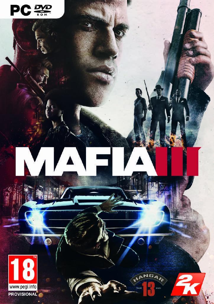 [Précommande] Mafia 3 sur PC (Dématérialisé - Steam)