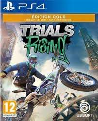 Trials Rising Edition Gold sur PS4