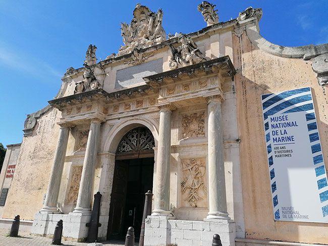 Entrée Gratuite au Musée National de la Marine - Toulon (83)