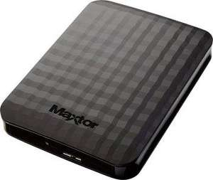 """Disque dur externe 2.5"""" USB 3.0 Maxtor (Seagate) M3 Portable - 4 To"""