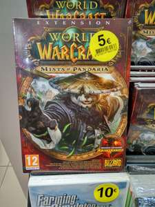 Extension World of Warcraft: Mists of Pandaria sur PC