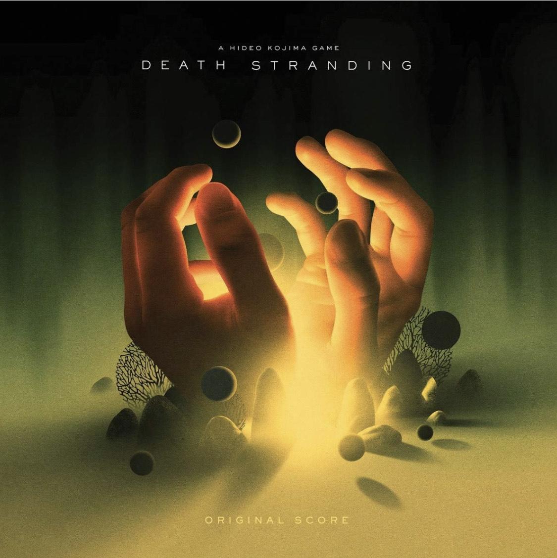 3 Vinyles Death Stranding OST