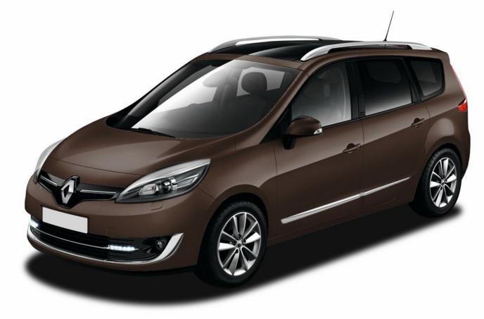 Voiture Renault Grand Scenic 3 - 5 portes, Diesel, 1.5 dCi 110, Boîte manuelle, Finition Bose 5pl