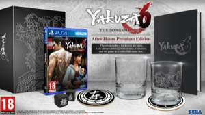 Yakuza 6 : The Song Of Life After Hours Premium Edition sur PS4 (Via Retrait Magasin)