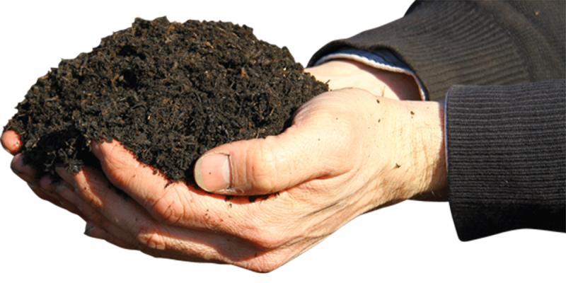 Distribution de compost gratuit en déchetteries (max. 150 litres)