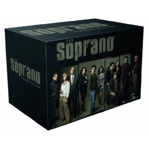Intégrale Soprano DVD (Saisons 1 à 6)