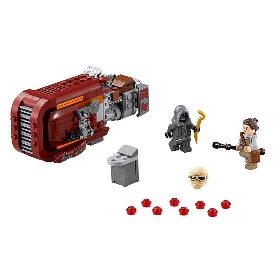 Lego Star Wars 75099 - Rey's Speeder