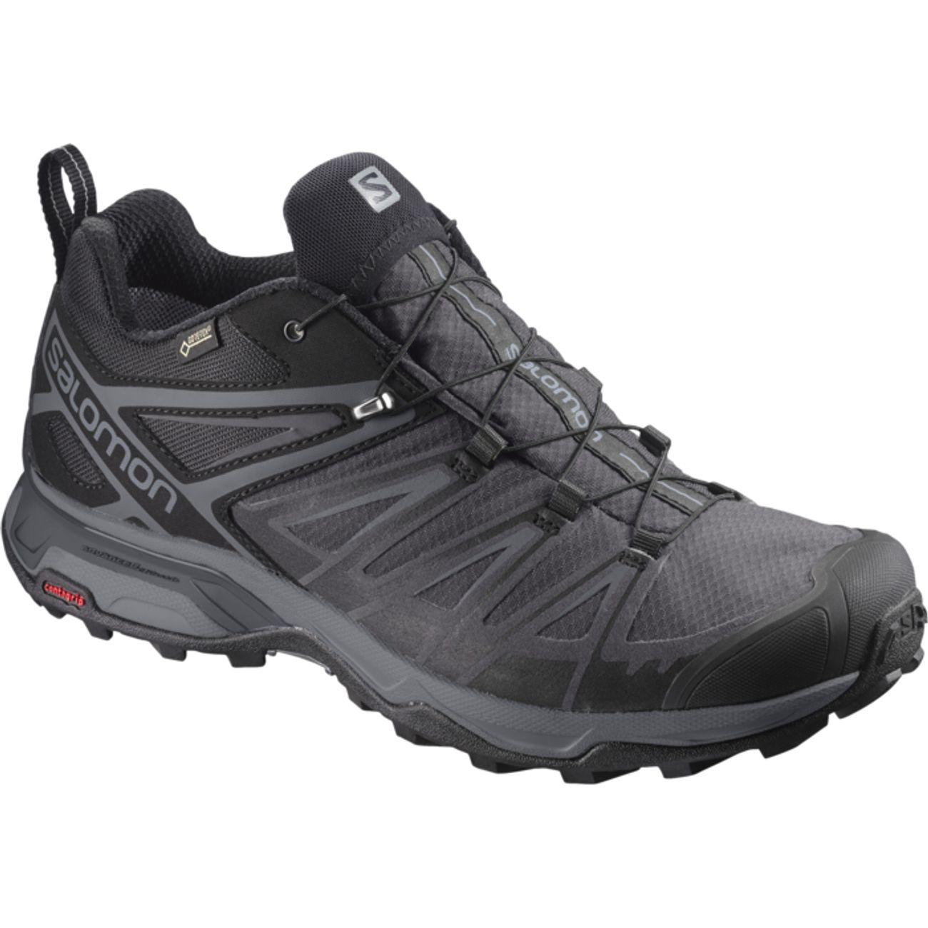 Chaussures de randonnée Salomon X Ultra 3 GTX - noir, du 40 au 46 (via retrait en magasin)