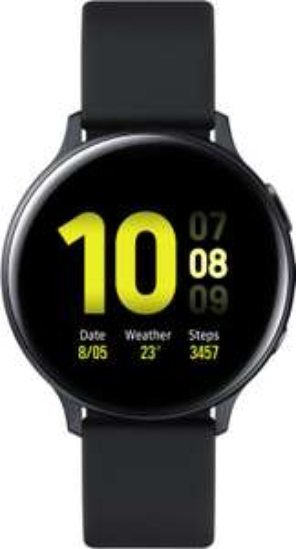 Montre connectée Samsung Galaxy Watch Active2 - 44 mm, aluminium, noir