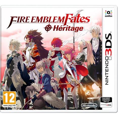 [Précommande] Fire Emblem Fates Conquête ou Heritage sur Nintendo 3DS