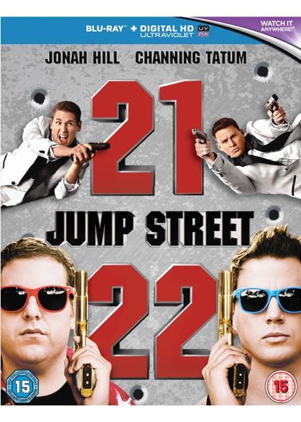 Pack Blu-Ray + Digital HD Ultraviolet : 21 Jump Street & 22 Jump Street (Anglais)