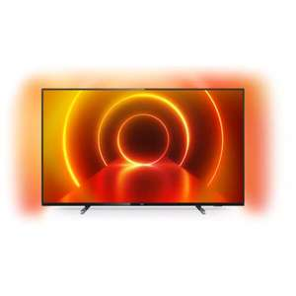 """TV 55"""" Philips 55PUS7805/12 - 4K UHD, Ambilight"""