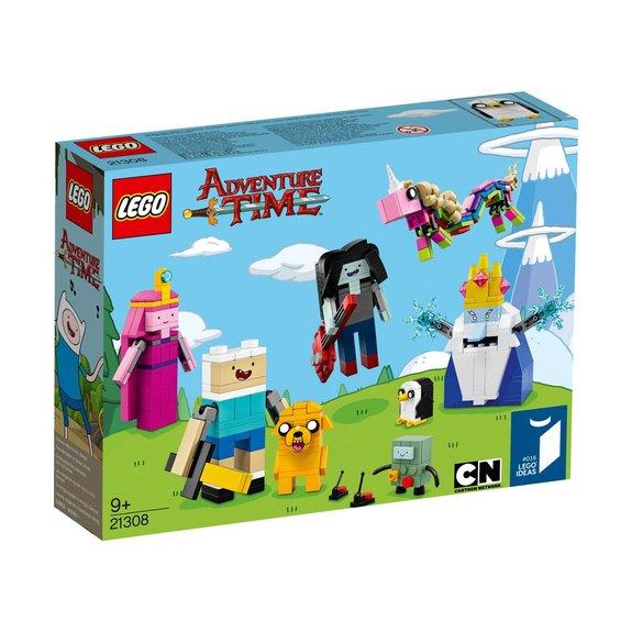 Jeu de construction Lego Ideas - Adventure time n°21308