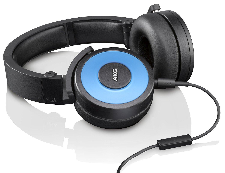 Casque AKG Y55 - Bleu