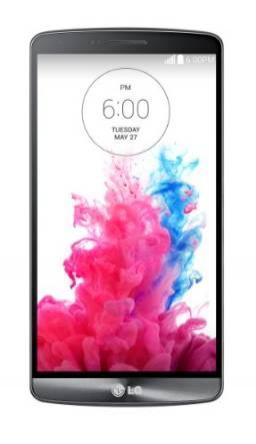 "Smartphone 5.5"" LG G3 16 Go - 2 Go RAM"
