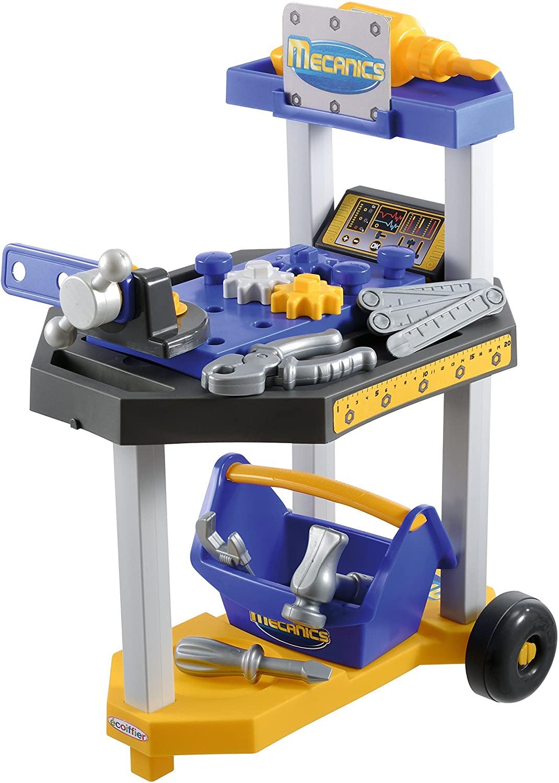 Chariot de bricolage pour enfants Écoiffier Mecanics