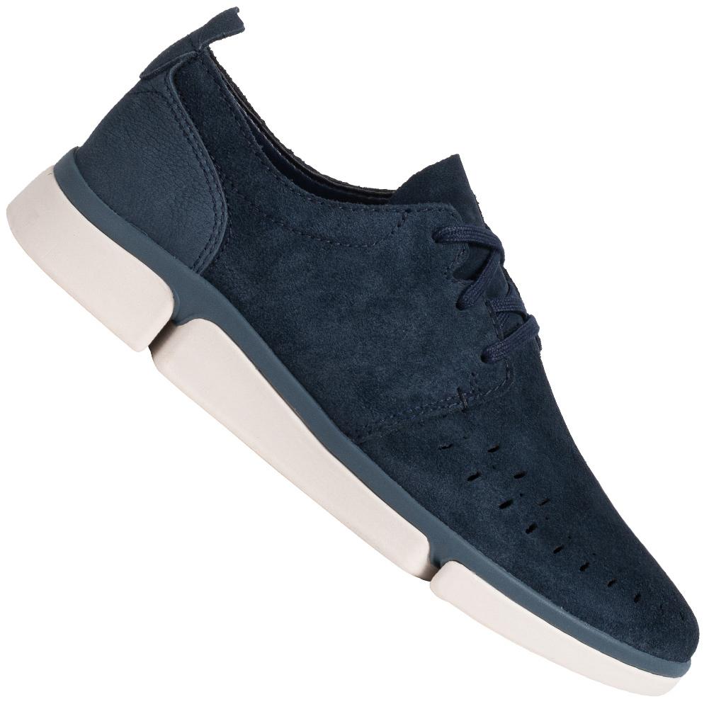 Chaussures Clarks Trigenic Verve Boss Casual Hommes - bleu ou marron (du 39.5 au 47)