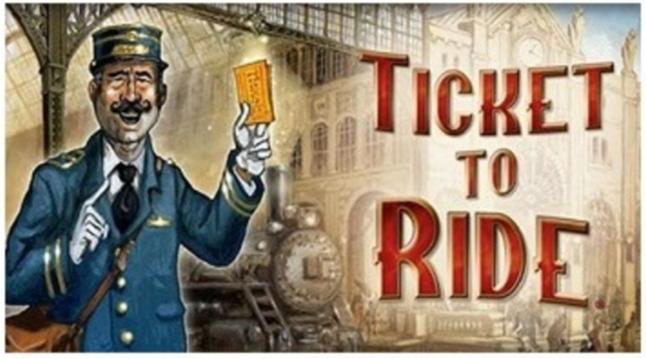 1 Billet acheté avec une carte Jeune, WE ou Enfant+ avant le 7 mai = Jeu Ticket to Ride sur Android offert