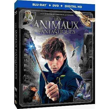 Blu-ray Les Animaux Fantastiques