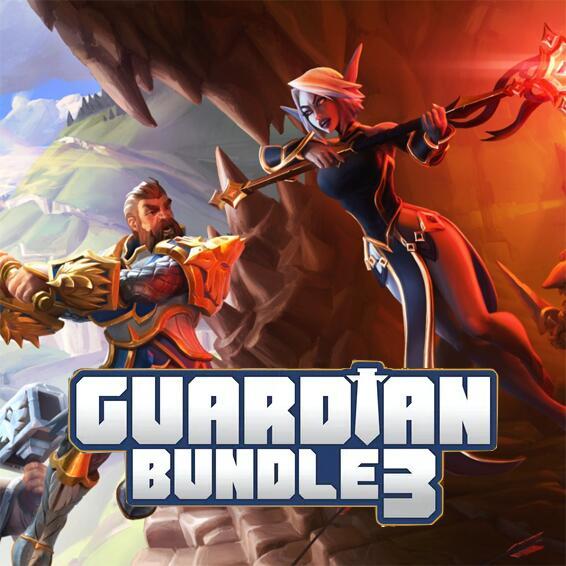 Guardian Bundle: 3 Jeux PC à partir de 1€ (Dématérialisé - Steam)