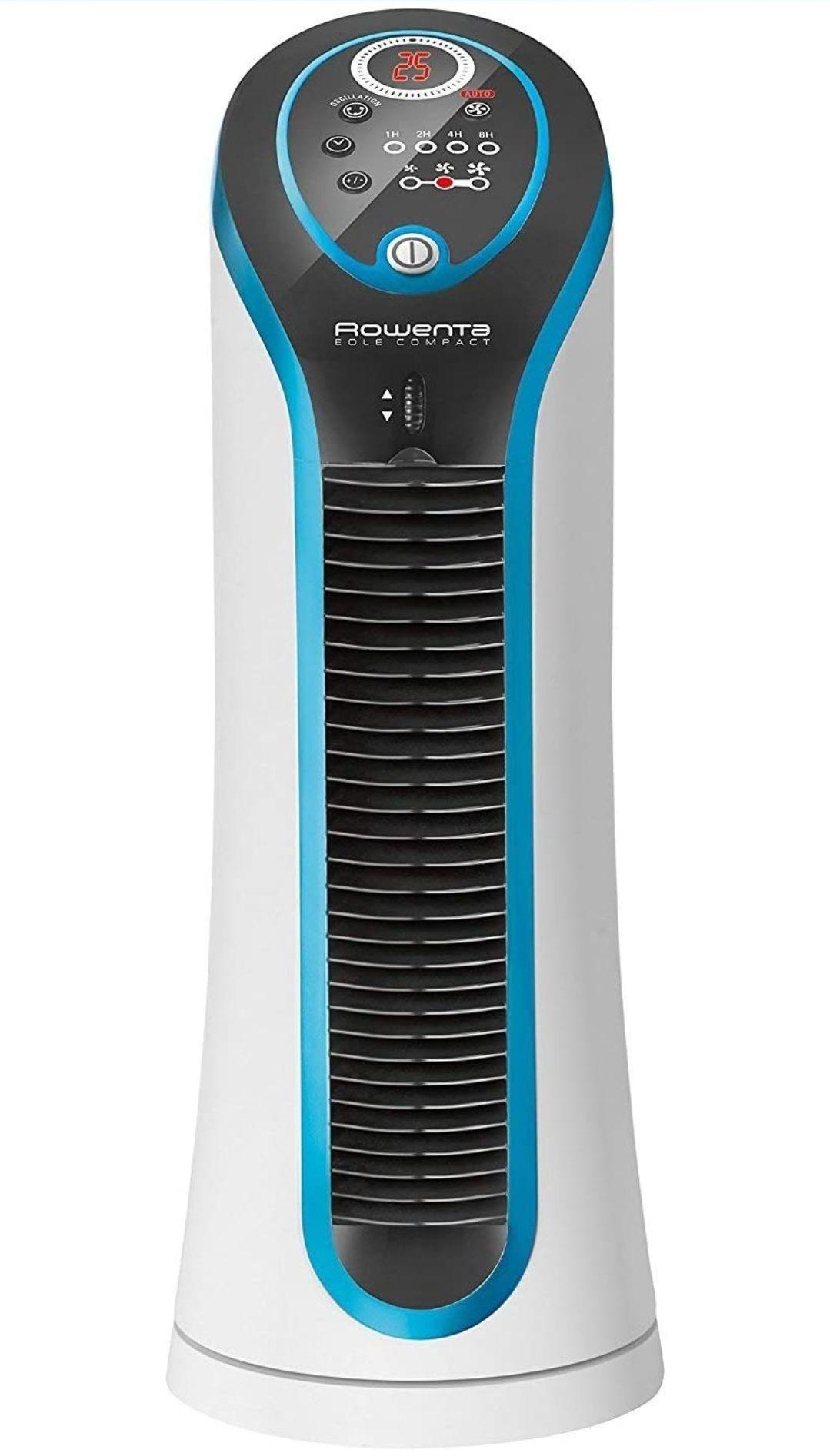 Ventilateur colonne Rowenta Eole Compact VU6210F0
