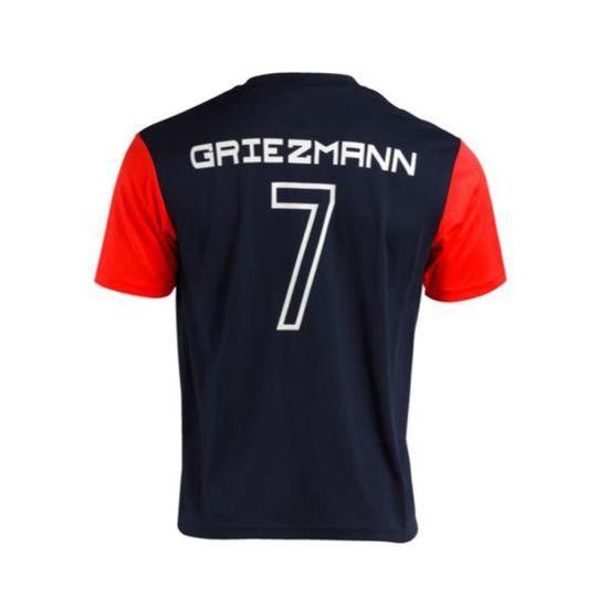 T-shirt football FFF Weeplay - Griezmann, Tailles au choix