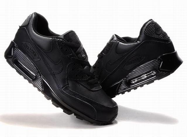 Chaussures Nike Air Max 90 Noire